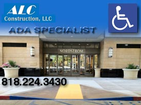 ALC Construction, llc. ADA Compliance Contractor